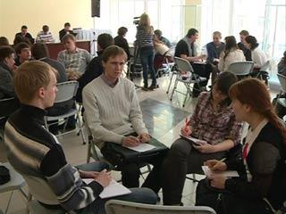 Смоленские и витебские студенты сошлись в интеллектуальной битве