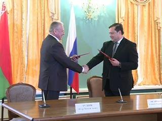 Смоленск посетила делегация из Могилевской области