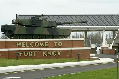 Американскую военную базу закрыли из-за стрельбы