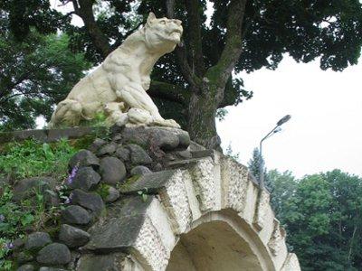 Лопатинский сад украсят новые скульптуры