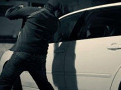 По пути домой старший лейтенант полиции поймал автомобильного вора