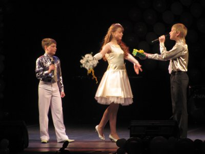 В преддверии «Детского КиноМая» в Смоленске провели песенный фестиваль