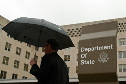 Бывшую сотрудницу Госдепартамента США обвинили в шпионаже