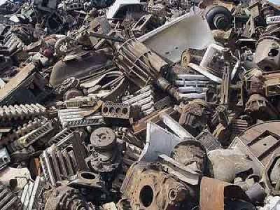 В Смоленске накрыли подпольный пункт приема металлолома