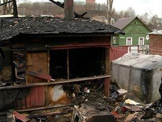 На двух смоленских улицах участились случаи пожаров