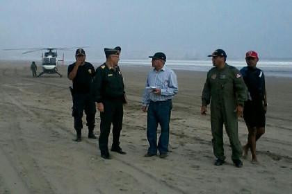 Спасатели нашли часть людей с пропавшего воздушного шара