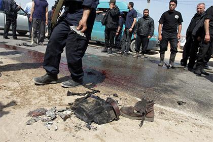 ВВС Израиля ликвидировали боевика в секторе Газа