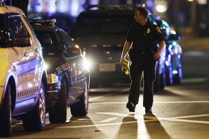 В результате стрельбы в Массачусетском институте убит полицейский