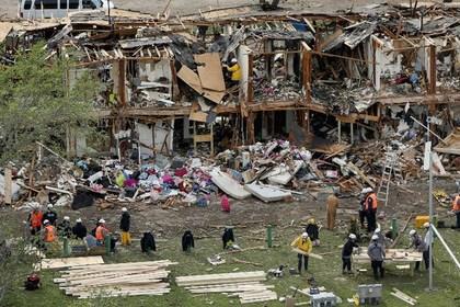 Мэр техасского города назвал число погибших при взрыве на заводе