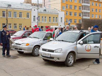 Смоляне присоединились к международному автопробегу по городам-героям