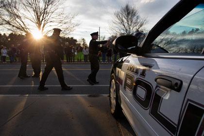 В результате перестрелки в штате Вашингтон убиты пять человек