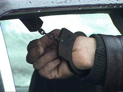 Нарушителем, устроившим догонялки с гаишниками, оказался преступник в розыске