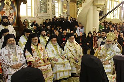В Сирии освободили христианских епископов
