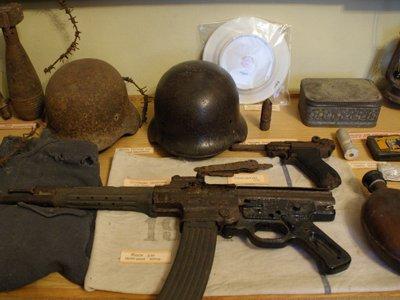 На Ельнинский музей завели дело о незаконном хранении там оружия