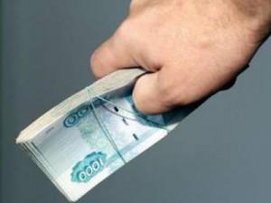 Лесничий погорел на взятке в 300 тысяч рублей