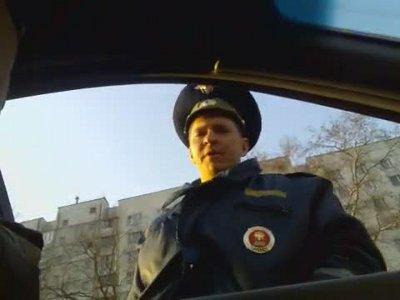 Гаишники поймали белоруса, нелегально ввезшего в Россию четверых грузин
