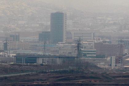 КНДР предложила Южной Корее обсудить открытие промышленной зоны в Кэсоне