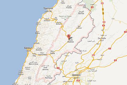 На сирийской границе застрелили троих ливанских солдат