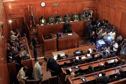 Кенийский суд посадил двух иранцев пожизненно за терроризм