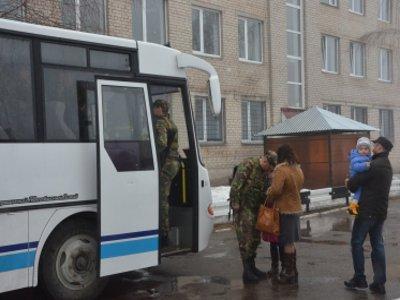 Смоленские правоохранители снова отправились в командировку на Кавказ
