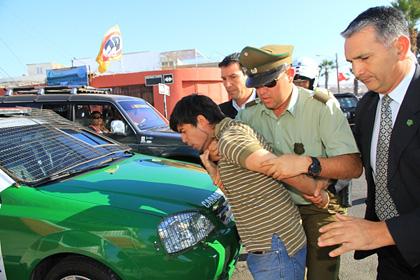Чилийца арестовали за плевок в бывшего президента