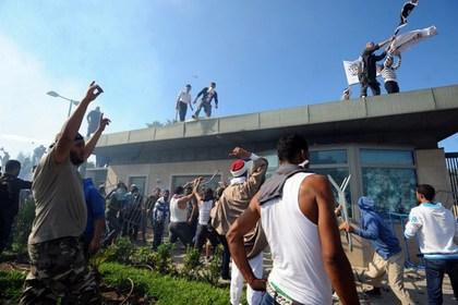 В Тунисе напавших на американское посольство приговорили к условным срокам