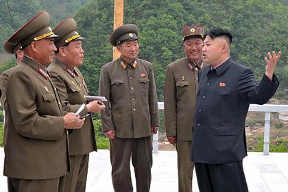 КНДР предложила Южной Корее мирный договор