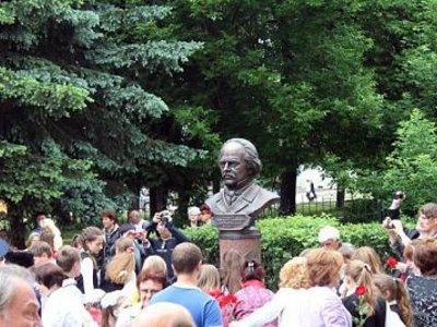 В Вязьме появился памятник композитору Даргомыжскому