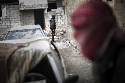 ООН заподозрила сирийских повстанцев в использовании химического оружия