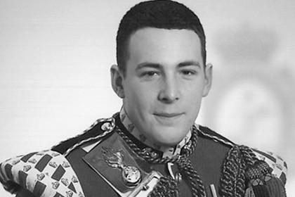 Подозреваемому в убийстве британского солдата предъявили обвинение