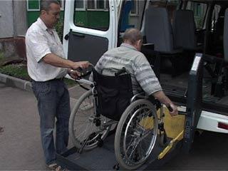 В Рославле люди с ограниченными возможностями могут воспользоваться социальным такси