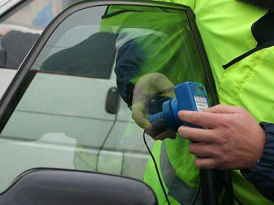 Сотню владельцев тонированных авто оштрафовали в ходе операции «Чистое стекло»