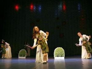 В «Губернском» прошел второй городской семейный фестиваль «Мамино счастье»