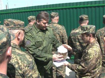 Генерал Скоков отвез в Чечню пасхальные куличи