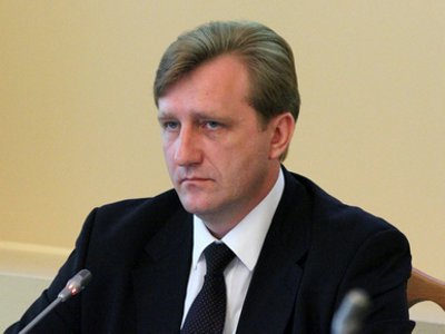 Данилюк начал формировать комиссию по отбору кандидатов на пост сити-менеджера