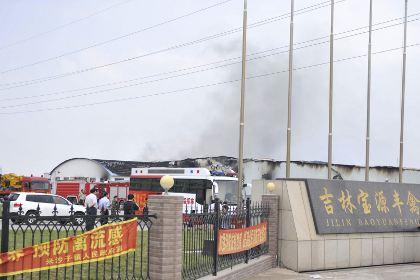 При пожаре на китайской птицефабрике погибли 55 человек