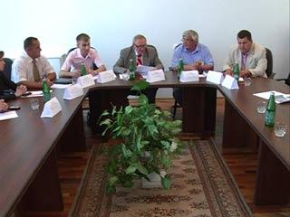 Смоленский вице-губернатор Николай Кузнецов встретился с жителями Сычевки