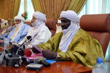 Власти Мали подписали мирное соглашение с повстанцами
