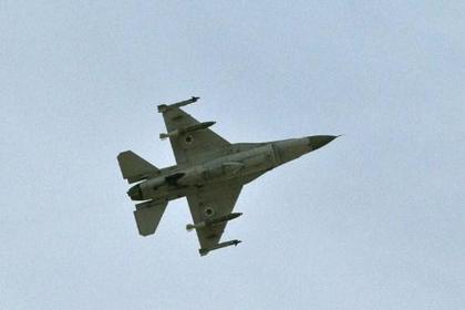 Израиль ответил авианалетом на ракетную атаку из сектора Газа