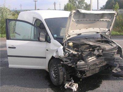 Водитель «Фольксвагена» погиб, наскочив на КамАЗ