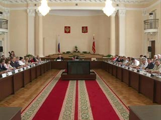 Юрий Ребрик избран председателем Смоленской Общественной палаты четвёртого созыва