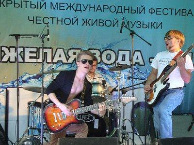 В Десногорске пройдет третий рок-фестиваль «Тяжелая вода»