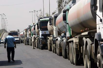 Иракские боевики убили 14 водителей грузовиков