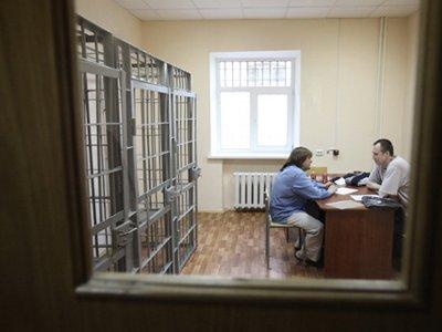 Адвокат носила арестованному наркотики