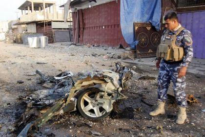 В результате терактов и обстрелов в Ираке погибли 33 человека