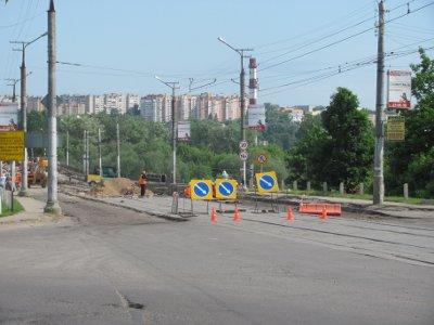 По Дзержинке пустят автобусы