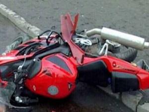 Юный мотоциклист погиб от столкновения с «Рено»