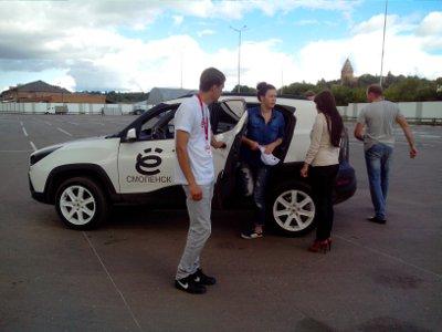 Повторная презентация ё-мобиля в Смоленске доказала, что проект жив