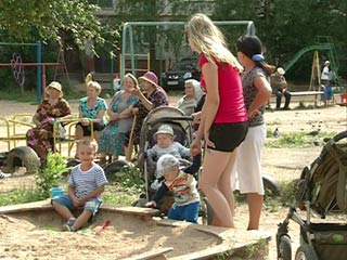 В Смоленске жители ул. Рыленкова выступают против строительства парковки во дворе их дома