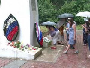 В Смоленском районе почтили память жертв холокоста